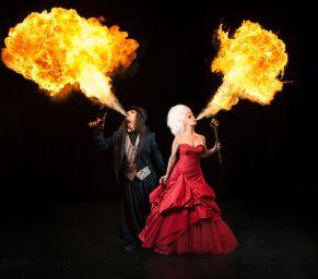 Compagnie Arcanum - De Flammes et d' elegance -